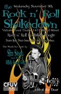 Rock N' Roll Shakedown - November